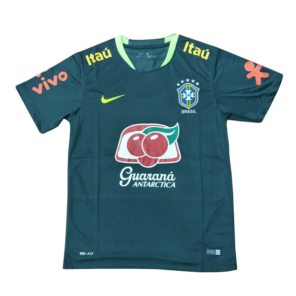 Brazil 2017 Green Training Shirt