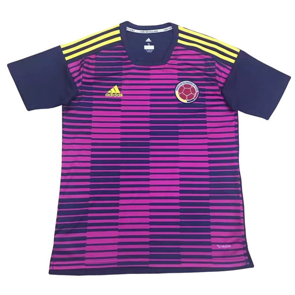 Colombia 2018 World Cup Red Pre-Match Training Shirt