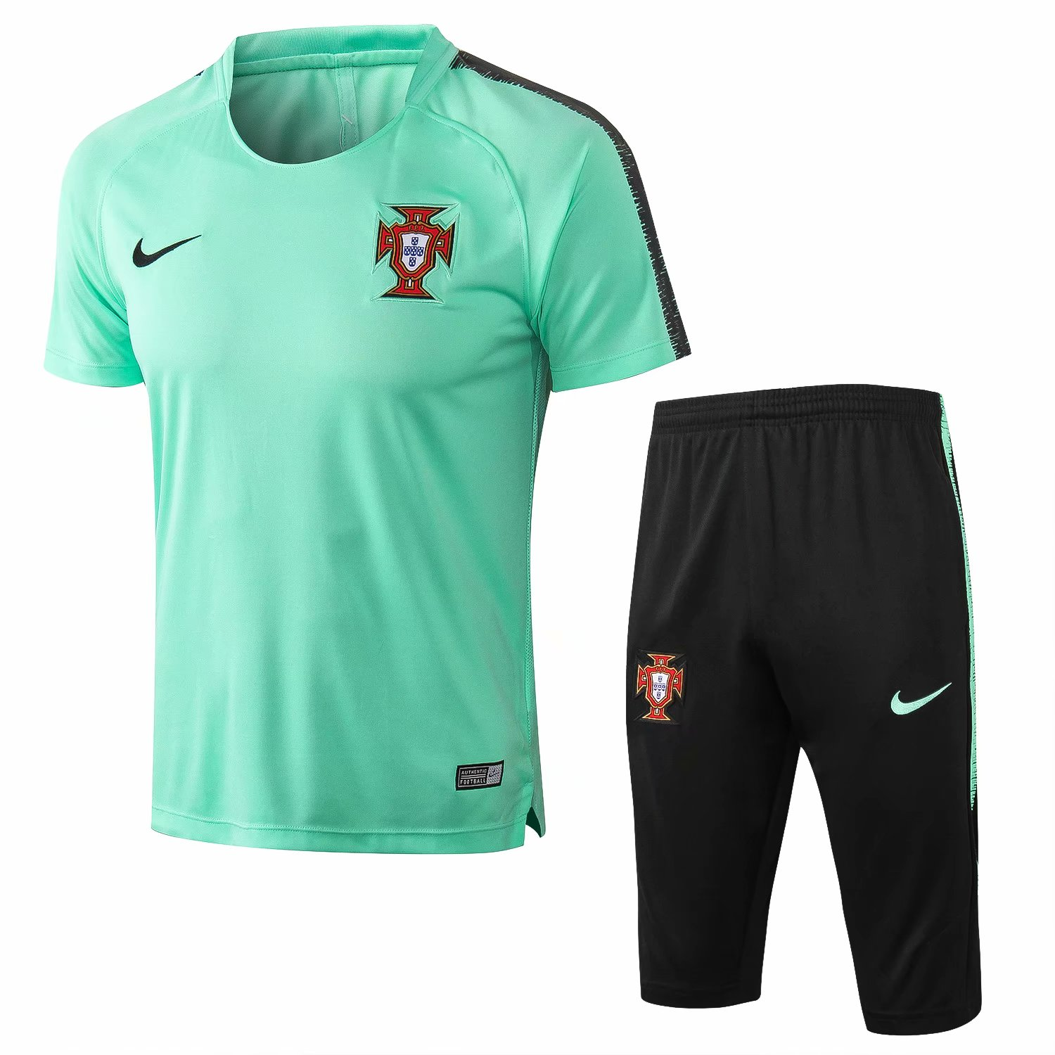 Brazil Short Training Suit World Cup 2018 Green
