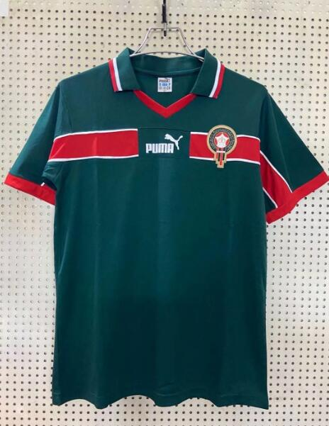 Mexico Retro Soccer Jerseys 1998 Home Football Shirts
