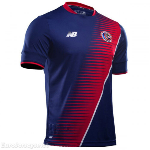 Costa Rica 2017-18 Third Gold Cup Shirt Soccer Jersey